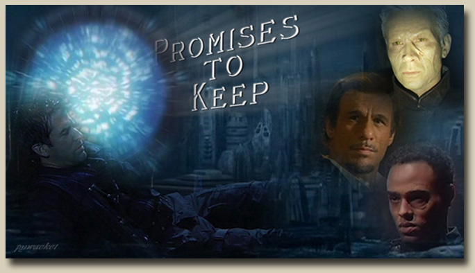 PROMISES TO KEEP image created by Pywacket