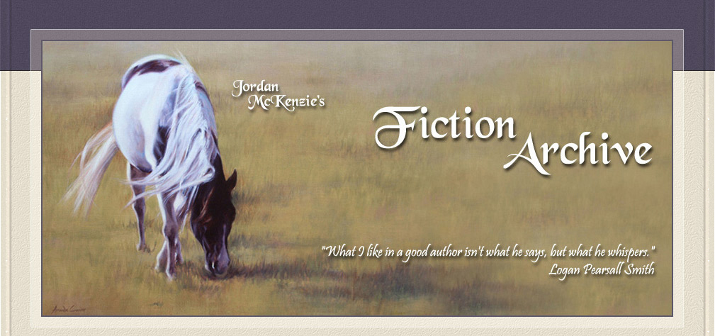 Jordan McKenzie's Fiction Archive